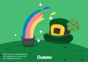 Casumo-st-patric day