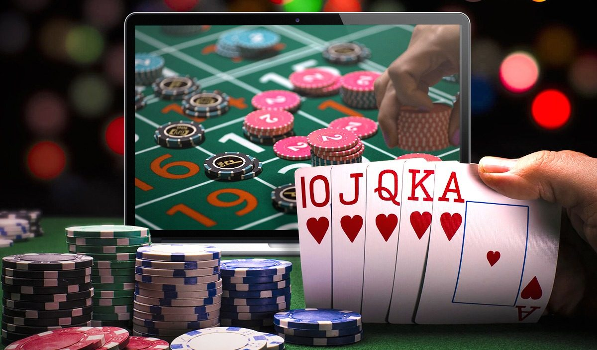 Spela casino online